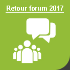 Retour Forum Edition 2017