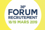 Participez au Forum de Recrutement 2019